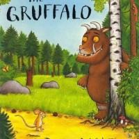 The Gruffalo board book buku anak import