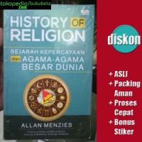 History Of Religion Sejarah Kepercayaan dan Agama Besar Dunia - Allan