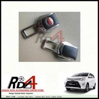 Harga colokan seat belt safety belt kulit toyota | antitipu.com