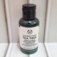 The Body Shop Tea Tree Toner 60 ml