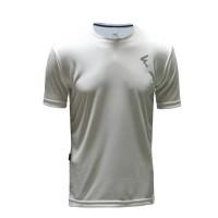 Jual Kaos Olahraga - Futsal - Lari - Fitness - Drifit - SONAR - Basic White Murah
