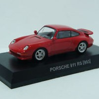 KYOSHO~PORSCHE 911 RS (993) ~ 1/64 diecast vehicles car (Free Shipping