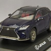 Kyosho 1/43 Lexus RX200t F SPORT KS03664DB Deep Blue Best Buy gift New