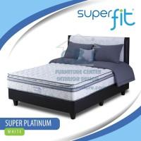 harga Comforta Kasur Spring Bed Super Fit Platinum - Full Set 180x200 Tokopedia.com