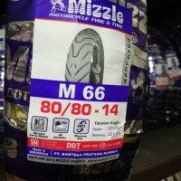 Promo Ban Mizzle 80/80-14 M66 Tubeless