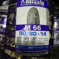 Promo Ban Mizzle 90/80-14 M66 Tubeless