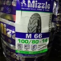 Promo Ban Mizzle 100/80-14 M66 Tubeless