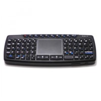 Keyboard Wireless Mini TouchPad Smart TV Android HP PC Tablet Notebook