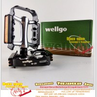 Pedal Wellgo M-20 New