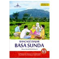 Rancage Diajar Basa Sunda VI - Kanggo Kelas VI SD/MI - Tim Bakti Guru