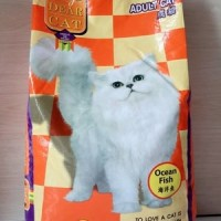 gojek my dear cat ocean fish 8kg 8 kg MDC makanan kucing maxi profelin