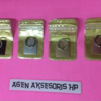 i Ring Holder HP Ring Stand / Ring Stent iRing Gantungan Belakang HP