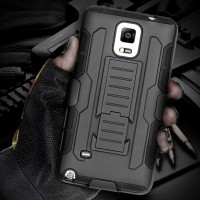Samsung Galaxy S5/S 5 Casing Future Armor Hard Case Back Cover *SPIGEN