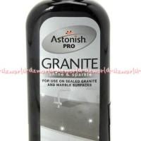 Astonish Pro Granite Shine & Sparkle Cairan pembersih Granit 235ml