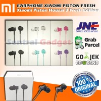Earphone Xiaomi Mi Piston Fresh / Housai 3 / Basic Fresh ORIGINAL 100%