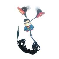 harga Mediatech Earphone Karakter Cartoon Superman (56919-03) Tokopedia.com