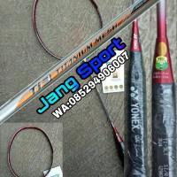 Raket YONEX Ti3 Titanium Mesh ORIGINAL Free BG66