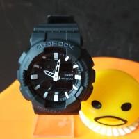 Cool Black Jam Tangan Sport Dual Time G- Shock