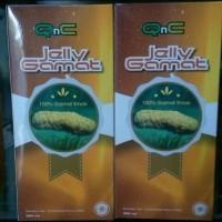 Jelly Gamat QnC 100% Gamat Emas kemasan 300ml