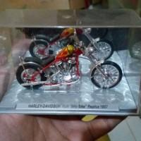 Harley Davidson Billy Bike