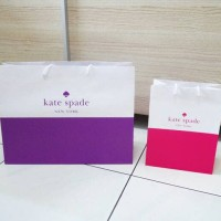 Paperbag Kate Spade Original branded paperbag paper bag authentic L