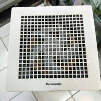 exhaust fan kecil panasonic / kipas angin hisap kecil / exhaust 6 inch