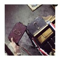 Tas Fashion Import Marc Jacobs Glitter Snapshot CrossBody Bag Murah