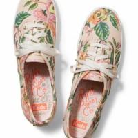 Jual Keds Sneakers Floral Murah