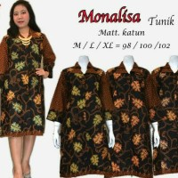 dress gaun batik baju wanita midi xl jumbo bigsize big size pesta