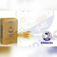 Tepung protein tinggi dari Jepang (KOMACHI), Bahan utama donat JCO