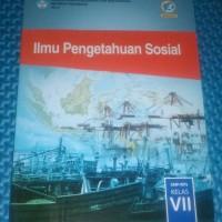 IPS SMP Kelas 7, Kurikulum 2013-Revisi 2017