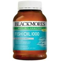 Jual blackmores fish oil 1000mg isi 400 capsule Murah