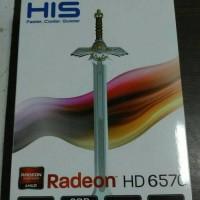 VGA Card HIS Ati Radeon HD6570, 2 GB DDR5 128bit PCI E