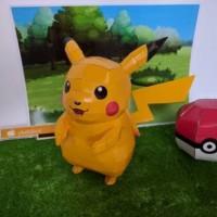 Pokemon Go Papercraft: Pikachu