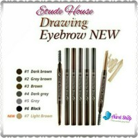 New drawing EyeBrow Etude House/ pensil alis putar Etude