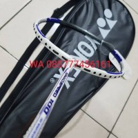 RAKET BADMINTON YONEX NANOSPEED 100 + BG 66 / RAKET YONEX SUPER