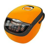 YONG MA Digital Rice Cooker 2 L YMC116C - Orange