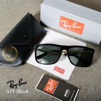 "Kacamata / Sunglasses - RAY BAN Wayfarer #679-011 ""B"""