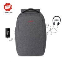 harga Tigernu Splashproof Backpack Laptop Anti Theft With Usb Port T-b3237 Tokopedia.com