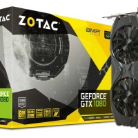 ZOTAC Nvidia GeForce GTX 1080 GTX1080 AMP Edition