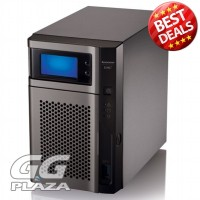 Lenovo EMC PX2-300D Network Storage - Black`1ZTL34-