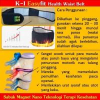 K I Easyfit Health Waist Belt di Sorong Selatan