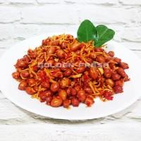 Teri Kacang Balado (Teri Nasi / Medan)
