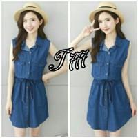 model baju mini dress terkini dan murah L dress