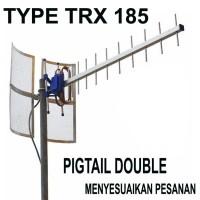 Jual Antena Yagi Penguat Signal Modem 3G & 4G Pigtail Menyesuaikan Pesanan. Murah