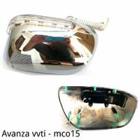 TERLARIS Cover Spion | Mirror Cover Avanza Lama + Lampu mobil,toyota,p