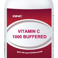 GNC Vitamin C 1000 - Buffered - 90 Tablet