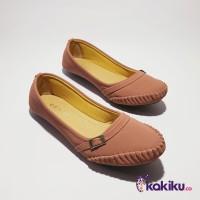 Sepatu Flat Shoes / Flatshoes Wanita Genio NH10 Salem / Beauty Shoes