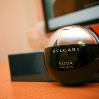 Parfume Pria Ori Eropa Bvlgari Bulgari Aqua Aqva Parfum Original Cowok