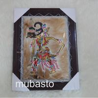 harga Lukisan Wayang Raden Gatotkaca Ukuran 35 X 45 Cm2 Kulit Kambing Asli Tokopedia.com